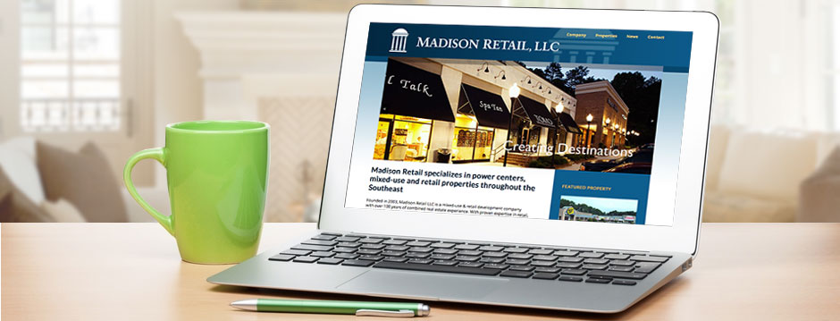 Madison-Retail-website