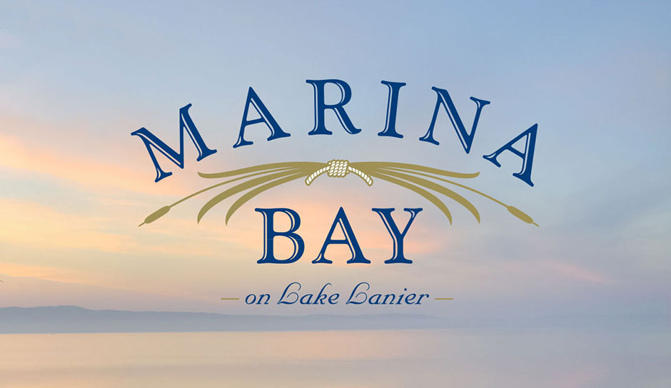 Marina Bay on Lake Lanier Logo