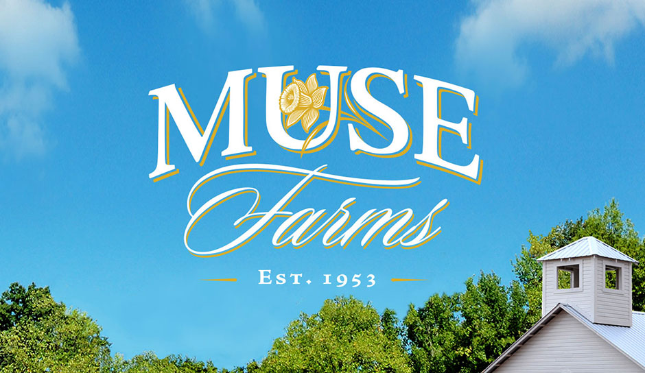 Muse Farms in Bremen Georgia logo